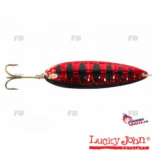 Блесна колеб. Lucky John CROCO SPOON длин.67мм/18.0г 016