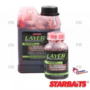 Ароматизатор Starbaits LAYERZ Dip Bloodworm 0.2л