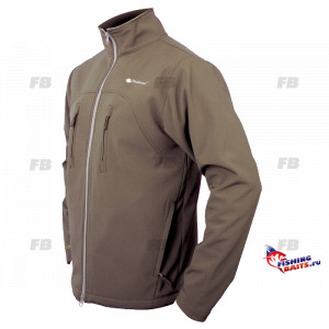 WYCHWOOD  Куртка флисовая TRUEFLY SHELL FLEECE XXL T9044