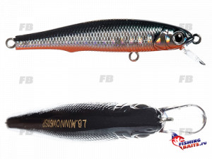 Bоблер ITUMO LB Minnow 60sp # 12 52-12