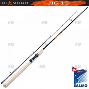 Спиннинг Salmo Diamond JIG 15 2.4