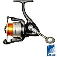 Обзор Team Salmo Confidence 2000 FD